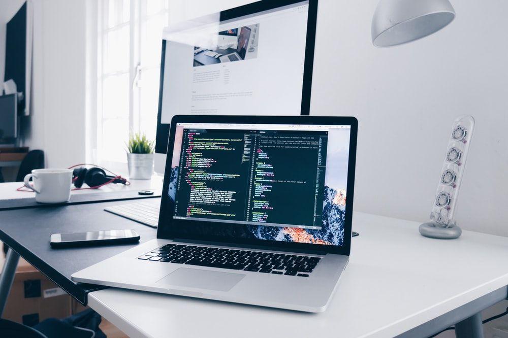 A Laptop Computer Sometimes Called A Notebook Computer And Laptop Is A Personal Computer And They Are Gen In 2020 Web Design Trends Software Development Web App Design