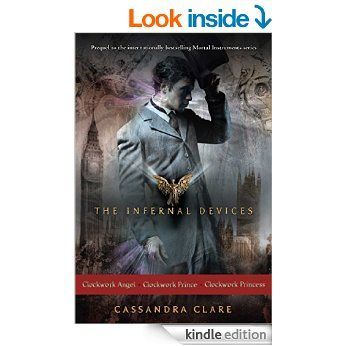 Infernal Devices Ebook