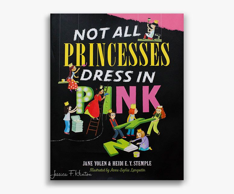9 Books That Empower Girls By Smashing Princess