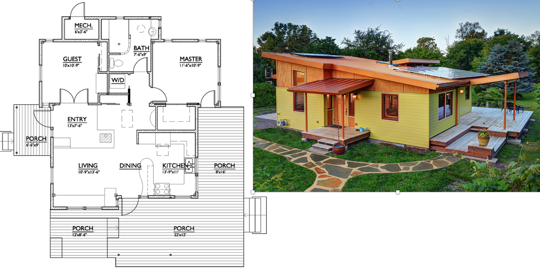 Top Ten House Plans For Spring Building Time To Build House Plans Eco Friendly Design House Design