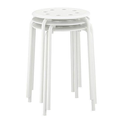 Brilliant Ikea Marius Black Stool Home Furniture Stool Ikea Machost Co Dining Chair Design Ideas Machostcouk