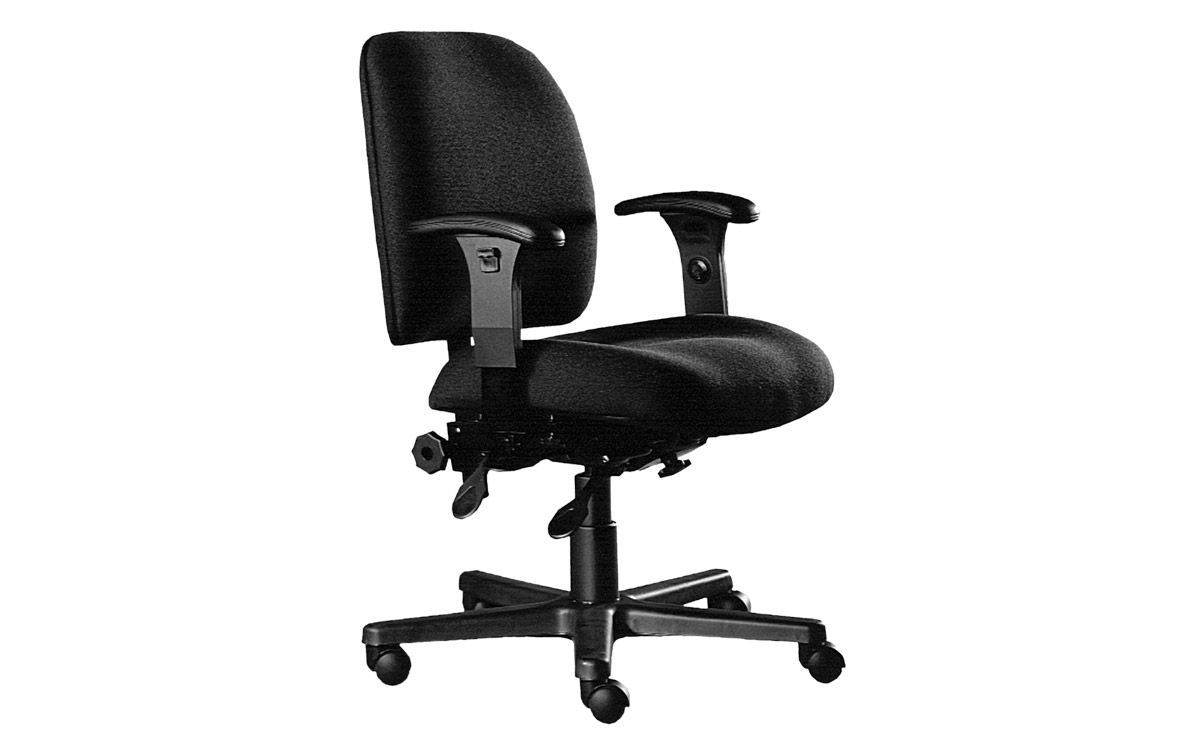 Healthy back perfect comfort chair variable lumbar
