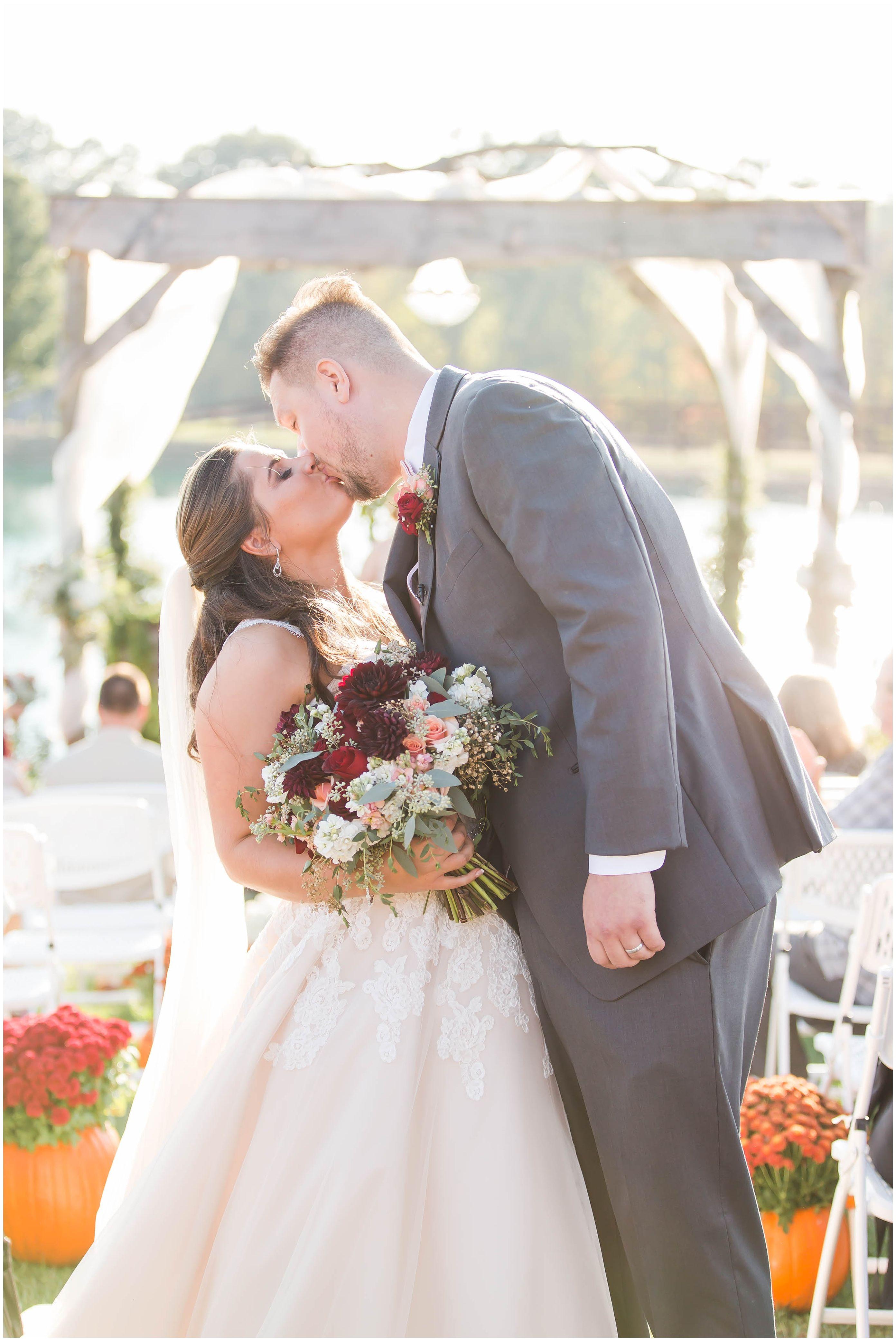 Peacock Ridge Fall Wedding Photographer Akron Ohio Fall Wedding Cleveland Wedding Ohio Wedding Venues