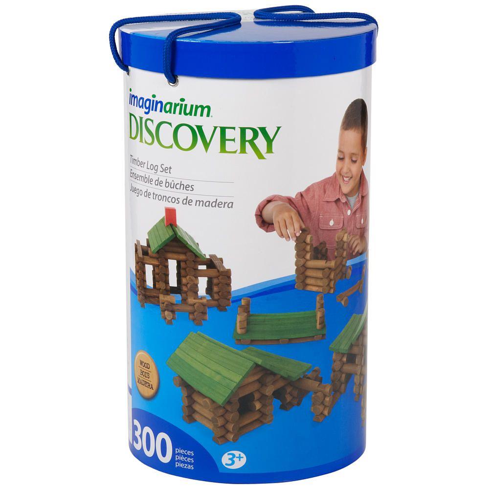 "Imaginarium 300-Piece Timber Log Set - Toys R Us - Toys ""R"" Us"