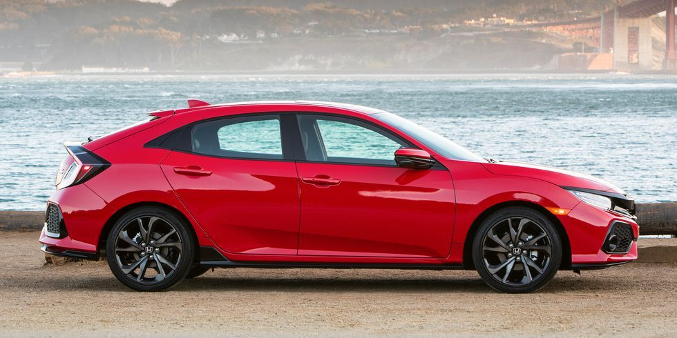 The Honda Civic Coupe and Sedan in Photos Civic