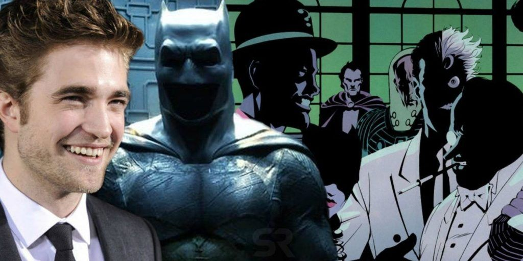 The Batman With 4 Villians? New Actor To Play TwoFace