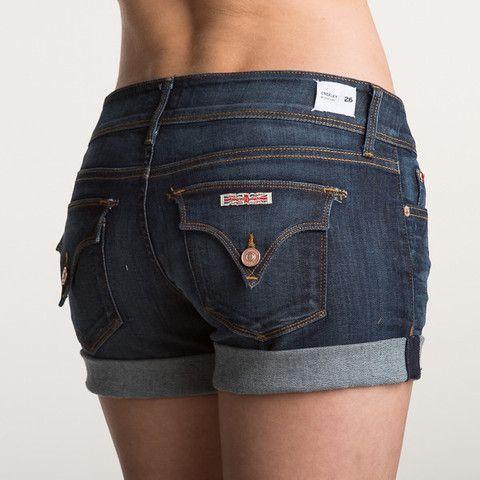 9351bb7d52f Hudson Croxley Mid Thigh Short W653DMSICON | f a s h i o n | Fashion ...