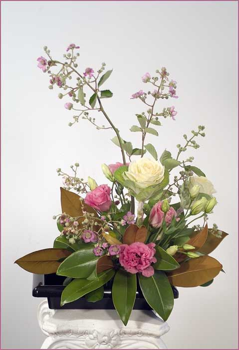 ikebana flower arrangements | Ikebana: Japanese flower arrangements by Yukiko (contents moved)
