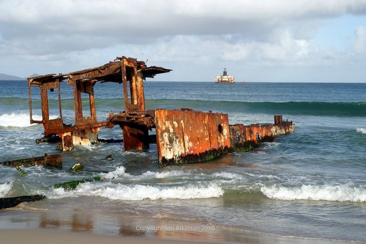 shipwreck bay tolanaro madagascar
