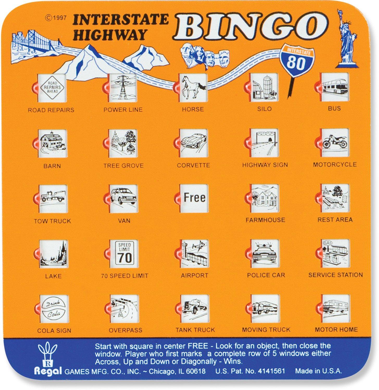 Toysmith Travel Bingo 2 Pack At Rei 5