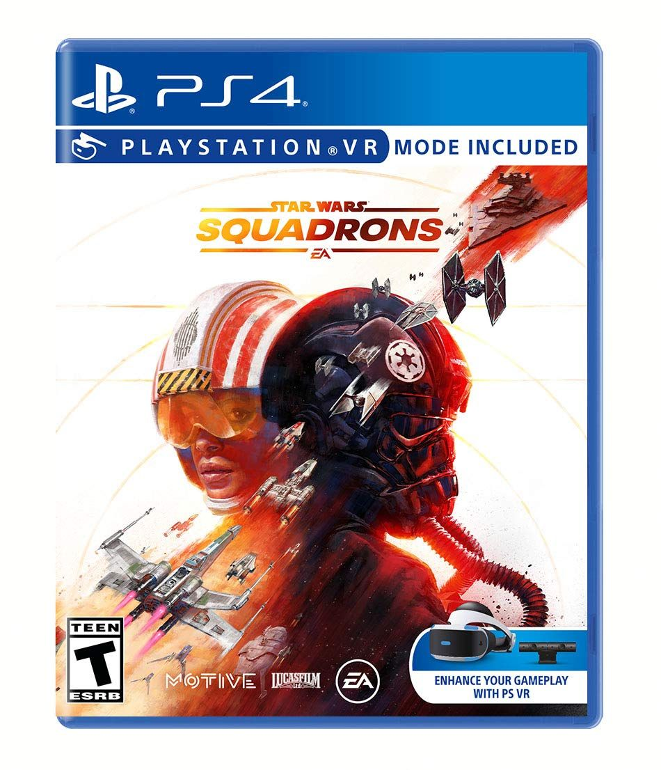 Star Wars Squadrons Xbox One Ps4 19 99 Playstation 4 Star Wars Games To Buy