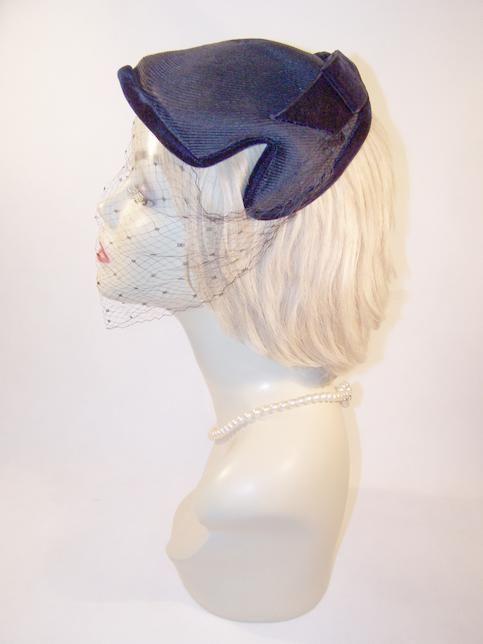 Vintage hat - side
