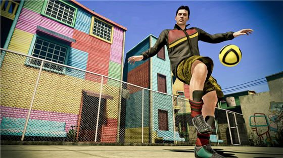 Ea Sports Developing Street Soccer Video Game Soccer Video Games Street Soccer Fifa