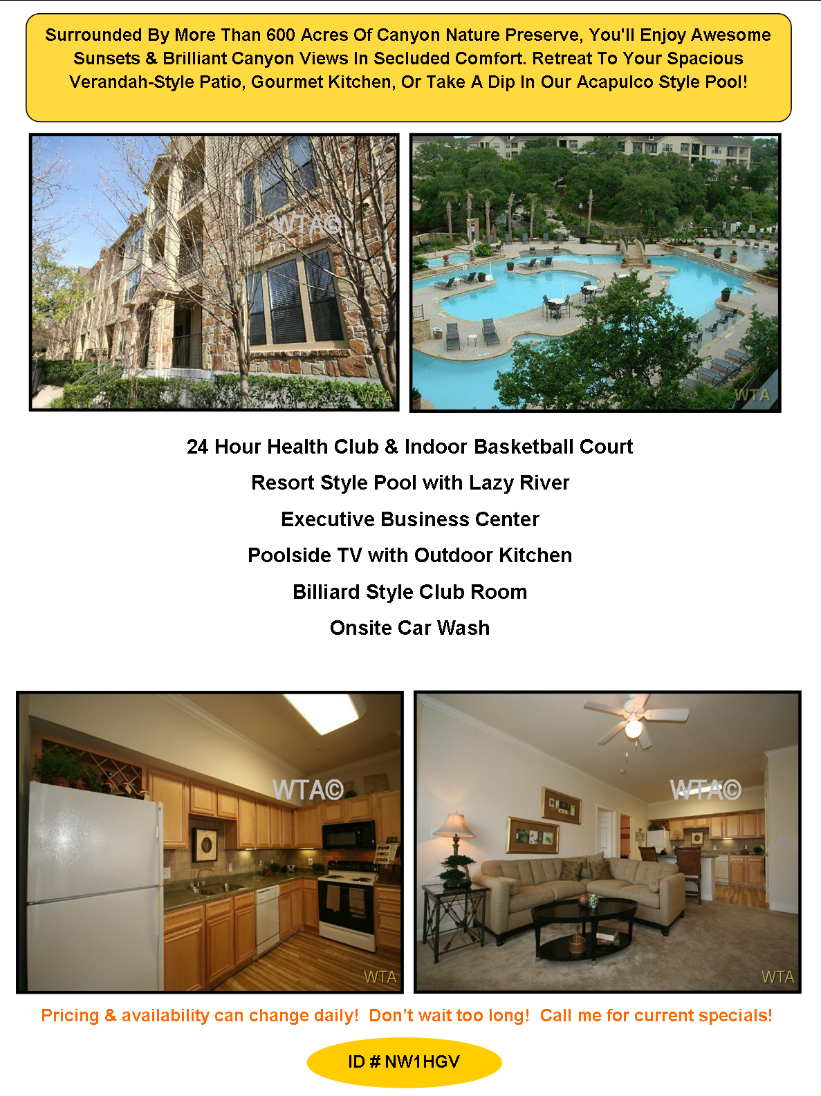 Property Id Nw1hgv Julie Torres 512 785 2660 Or Atxjulie Gmail Com Resort Style Pool Indoor Basketball Court Nature Preserve