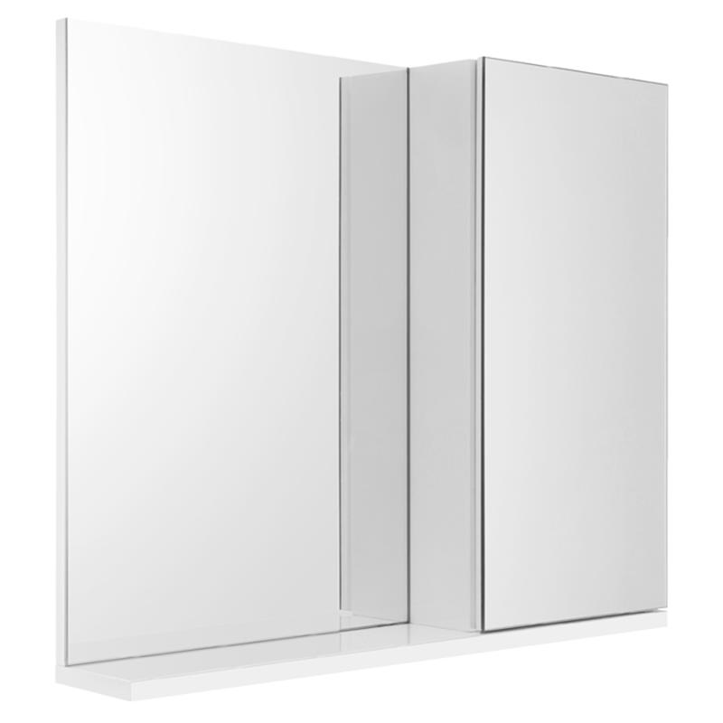 Cibo Design 750 x 600mm Ledge Mirror Design, Ledges