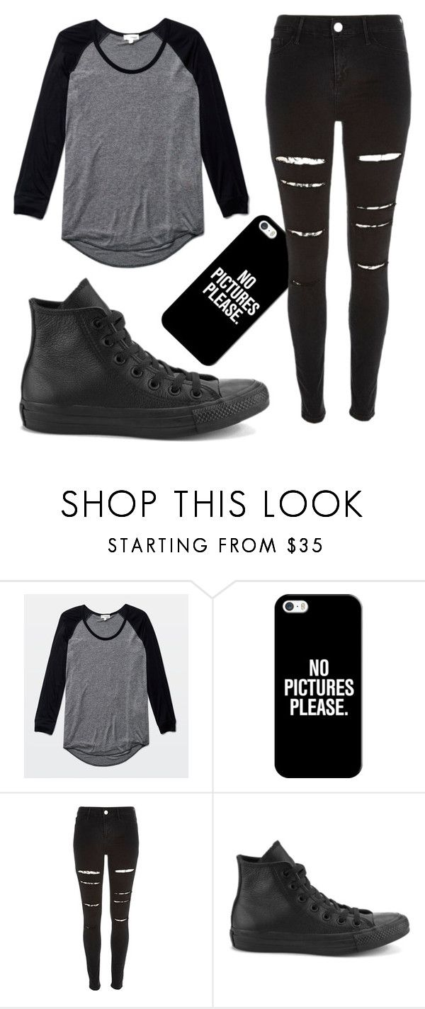 """""""My Christmas Party Outfit"""" by jmsevillo001 ❤ liked on Polyvore featuring Wilfred, Casetify, River Island and Converse"""