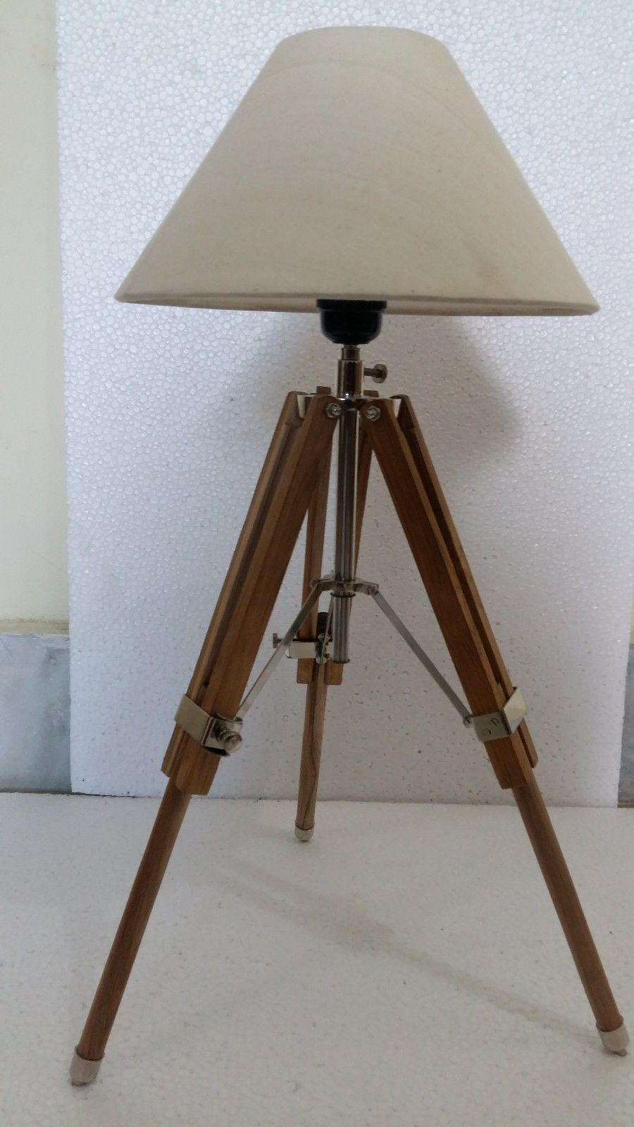 Brand Vintage Designer Nautical Floor Lamp Tripod Floor Lamp Stand Hand Crafted Stunning Designer Nautical Search Ligh Floor Standing Lamps Lamp Floor Lamp