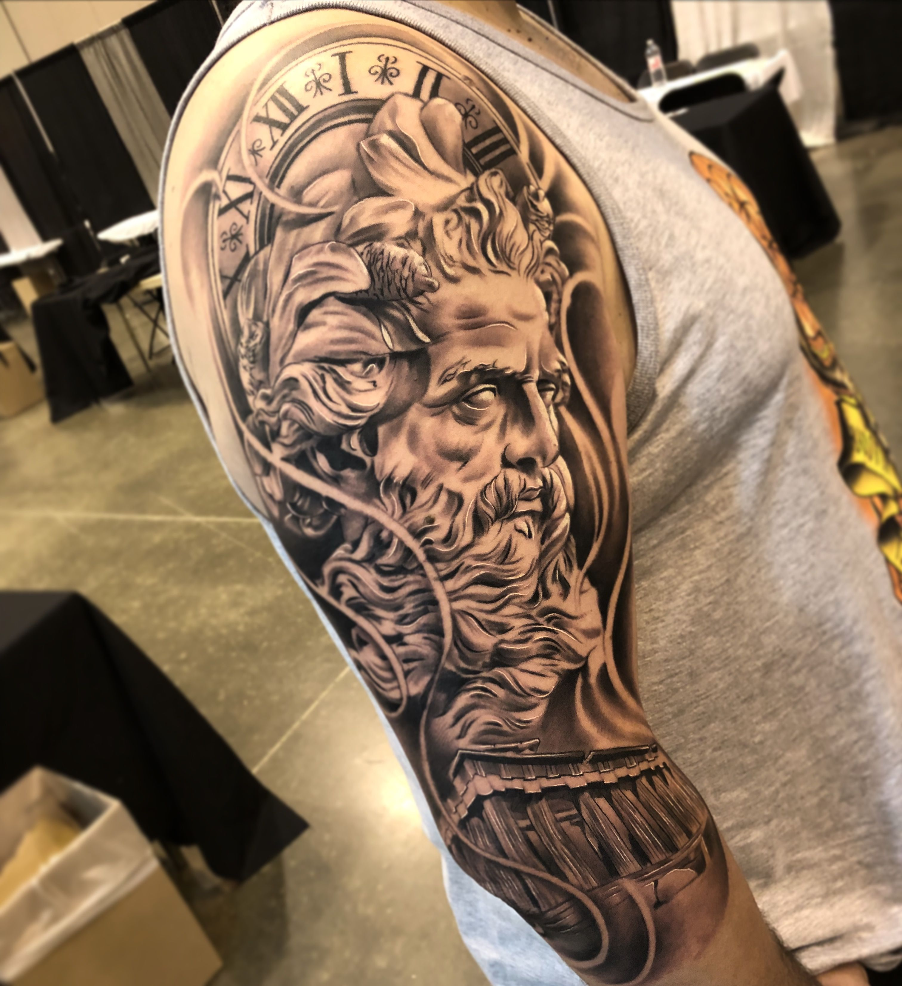 Pin By Gideon Ba On Greek Mythology Zeus Tattoo Greek Tattoos Mythology Tattoos Olampian tattoos # zeus tattoo. pinterest