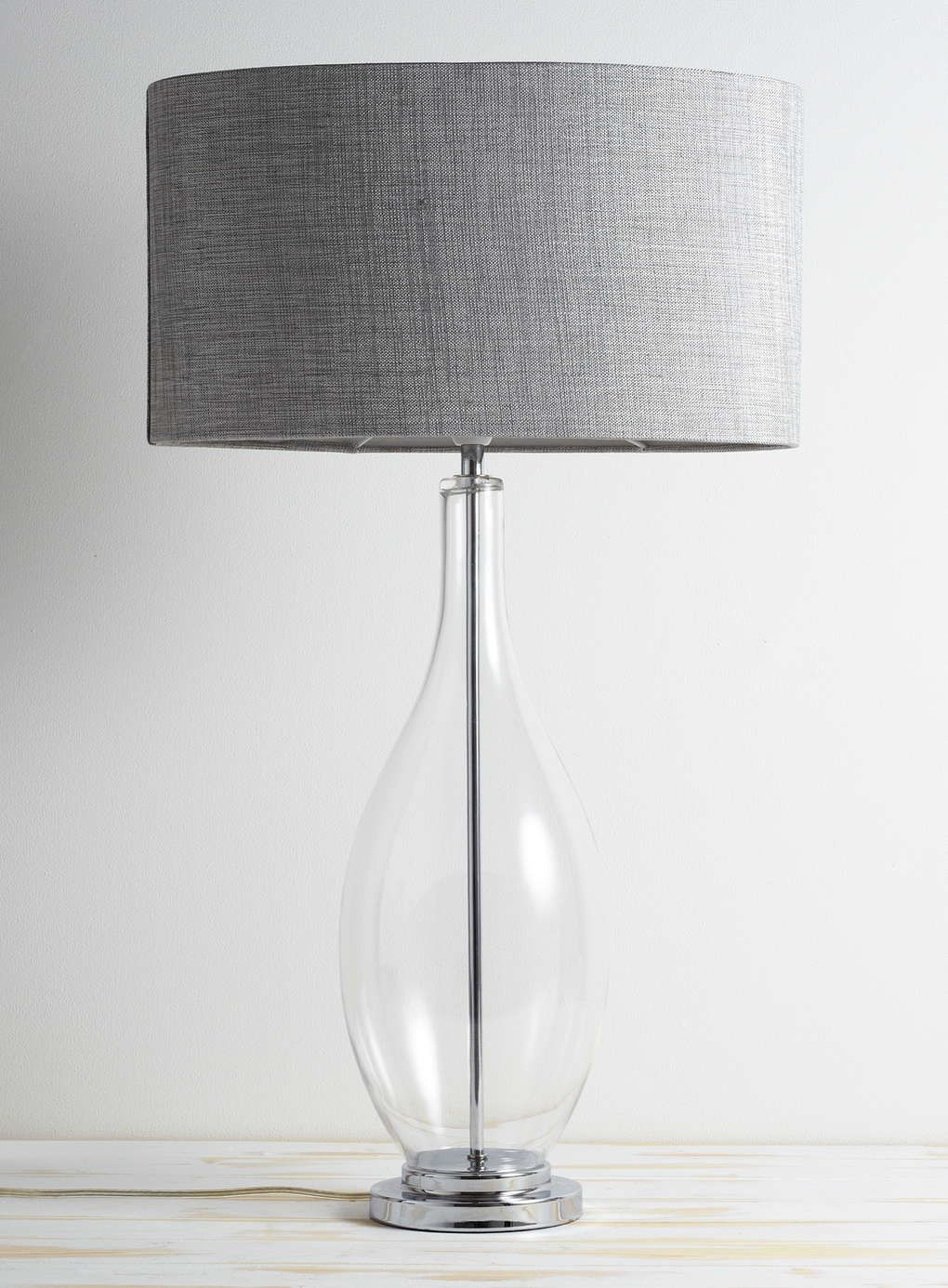 Clear Sabina Table Lamp