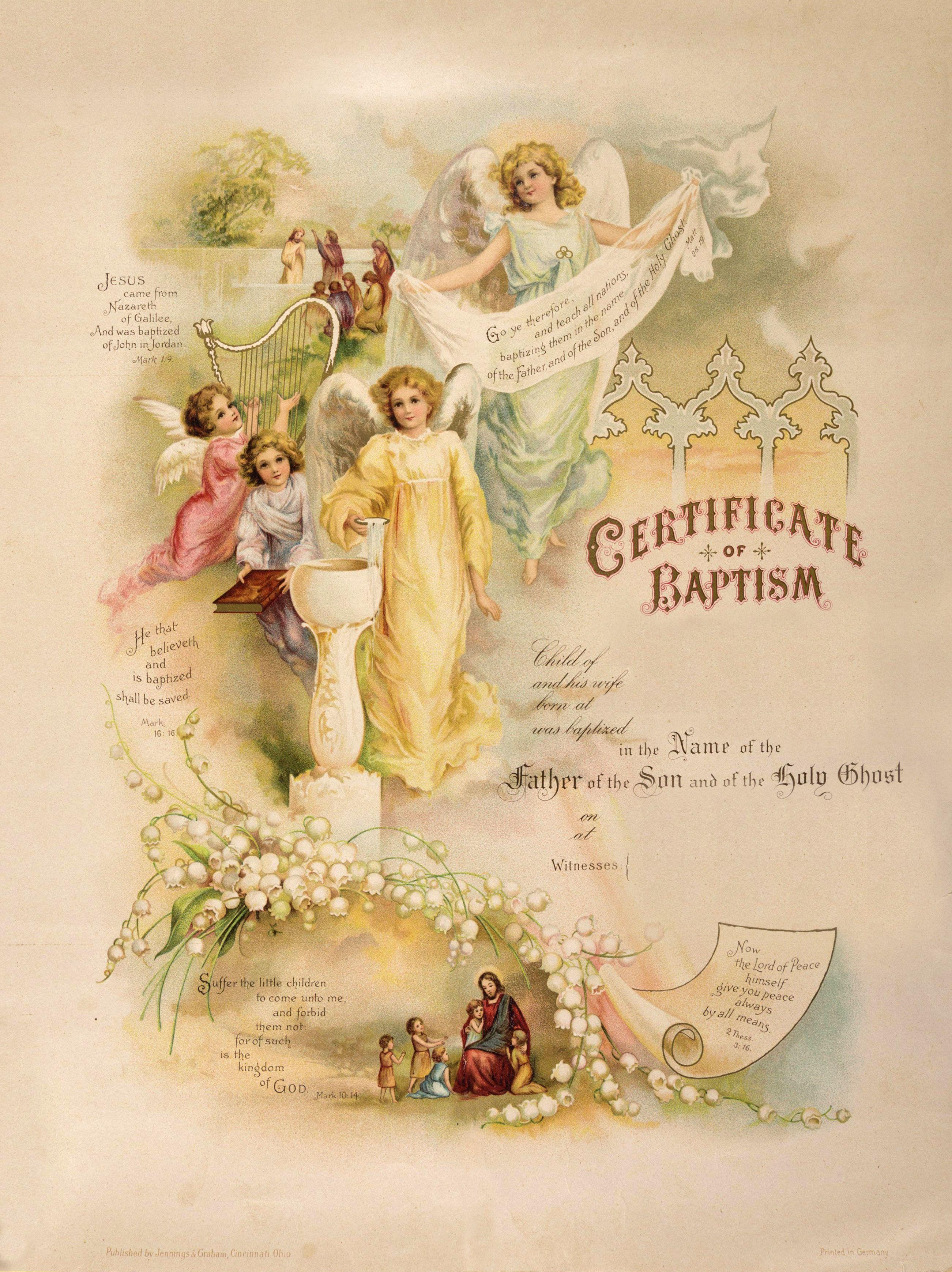 Birth Certificate1908 Certificate1908 TEMPLATE Birth