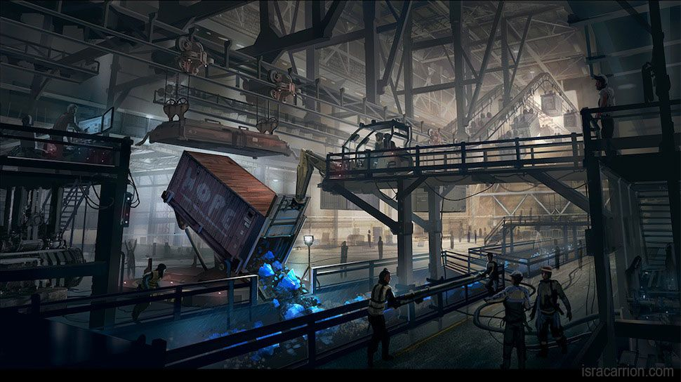 Pin by Colored CG on CG Artists   Visual development