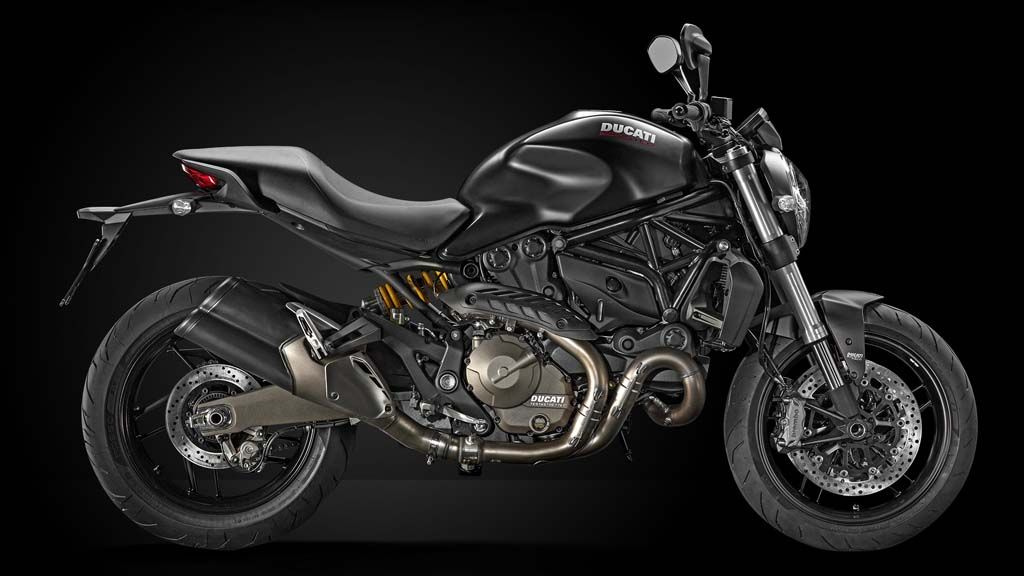 Ducati Monster 821 Motorcycle