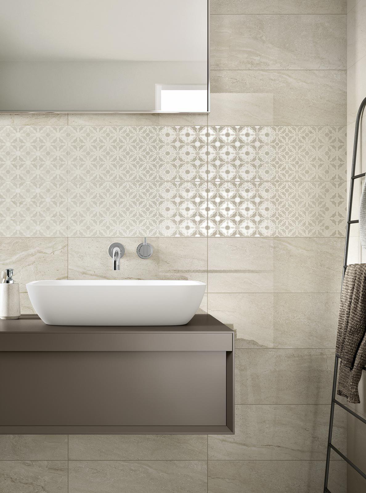 Collezione Grace: Piastrelle in ceramica per il tuo bagno | Ragno ...