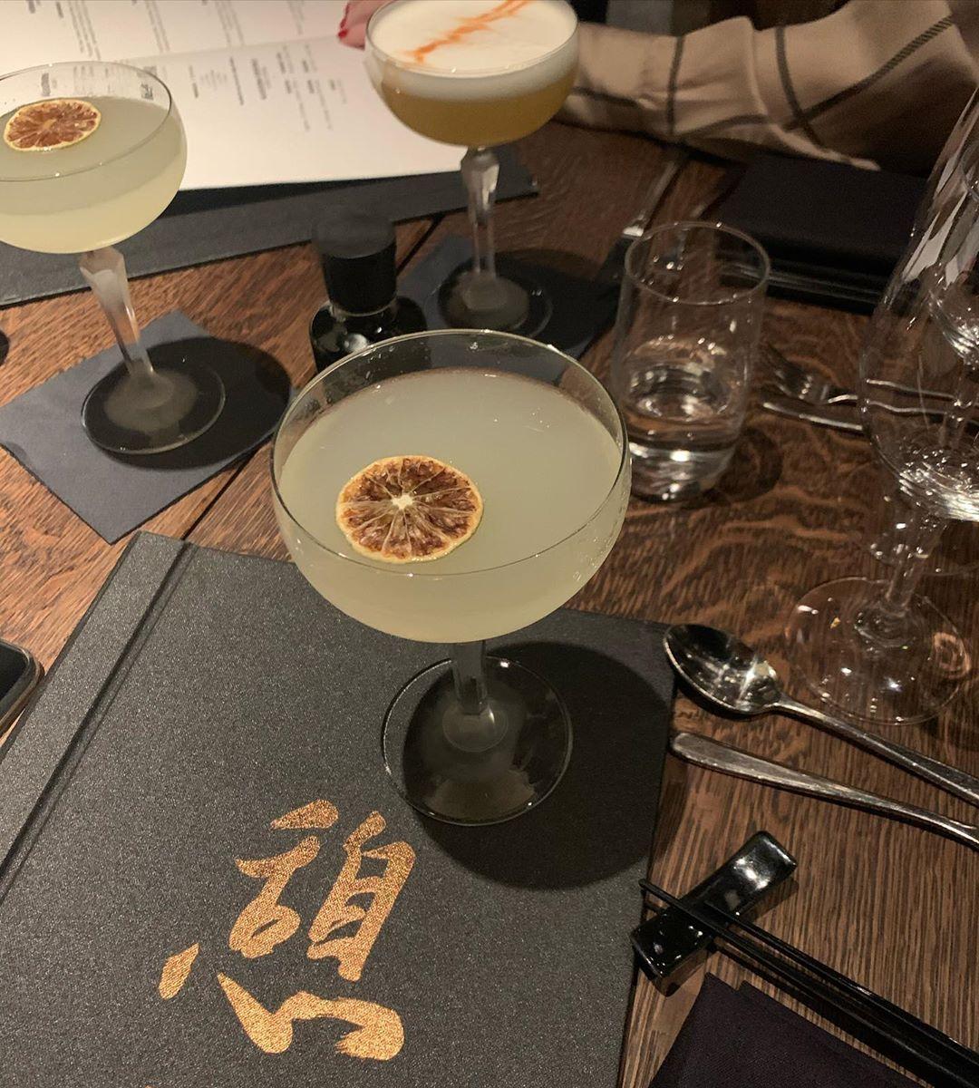 Tina Maria On Instagram Late Night Conversations Japanese Food