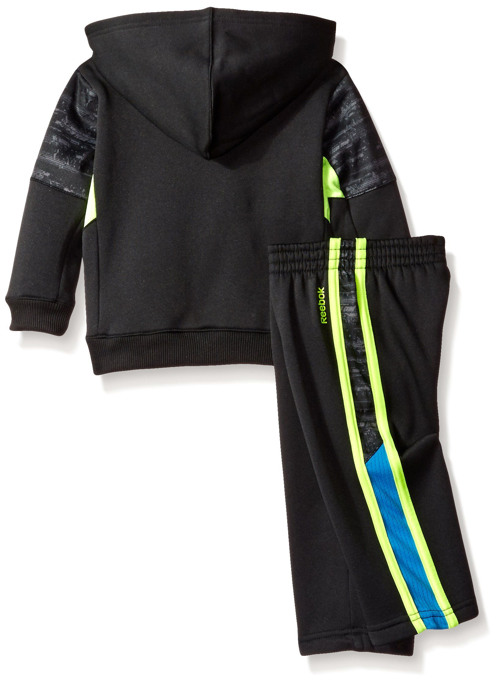 Reebok Baby Boys Performance Zip Hoodie And Pant Set Dynamic Blue 18m Continue To The Product At The Image Link This Is An Affi Zip Hoodie Hoodies Clothes [ 2237 x 1625 Pixel ]