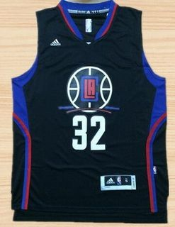 clippers black jersey