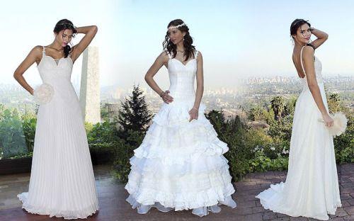 somosnovias:    Vestidos de novia para playa 17 tendencia en...