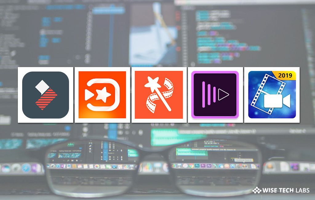 5 Best Video Editor Apps For Android In 2019 Android Apps Video