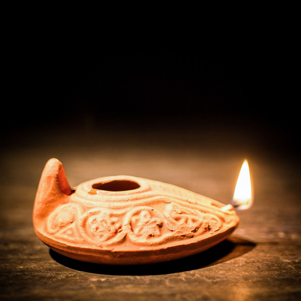 Clay Oil Lamp Ancient Oil Lamp Oil Lamps Clay
