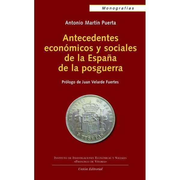 Photo of UNION EDITORIAL – Antecedentes Economicos Y Sociales De La E…