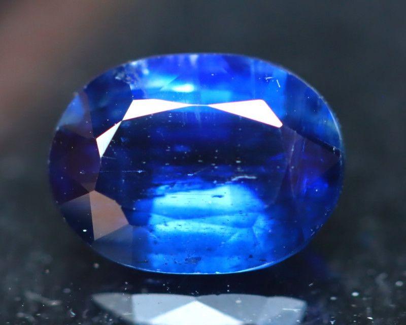 Blue Sapphire 1.64Ct Natural Blue Sapphire E0924