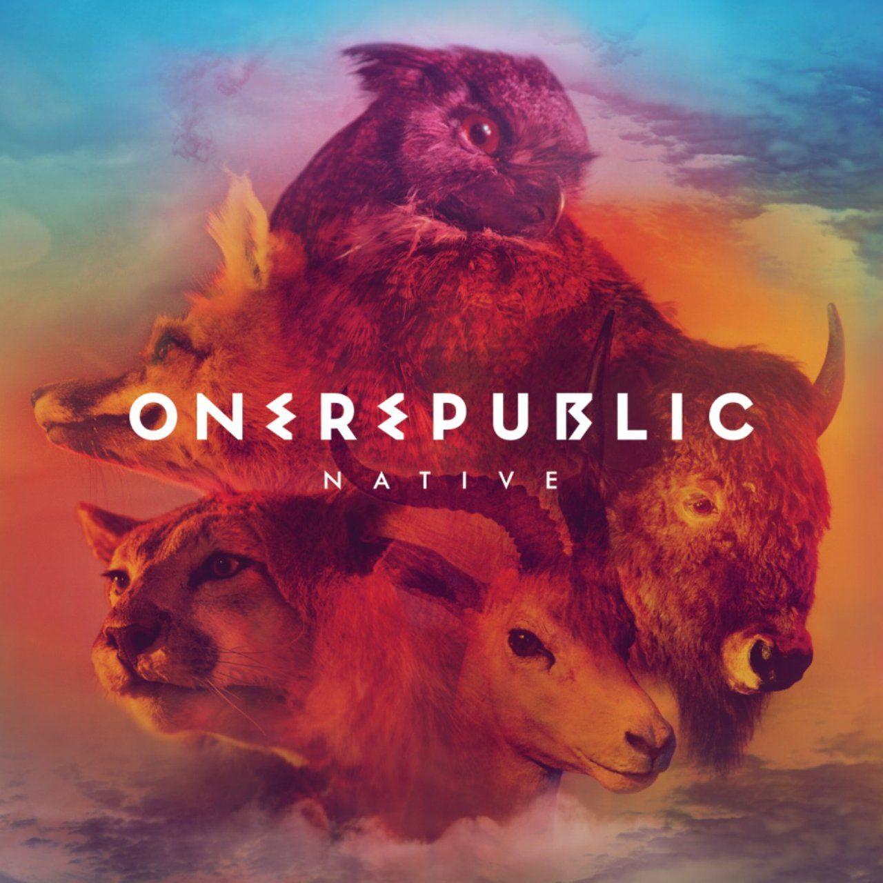 OneRepublic Native / Album cover. One republic
