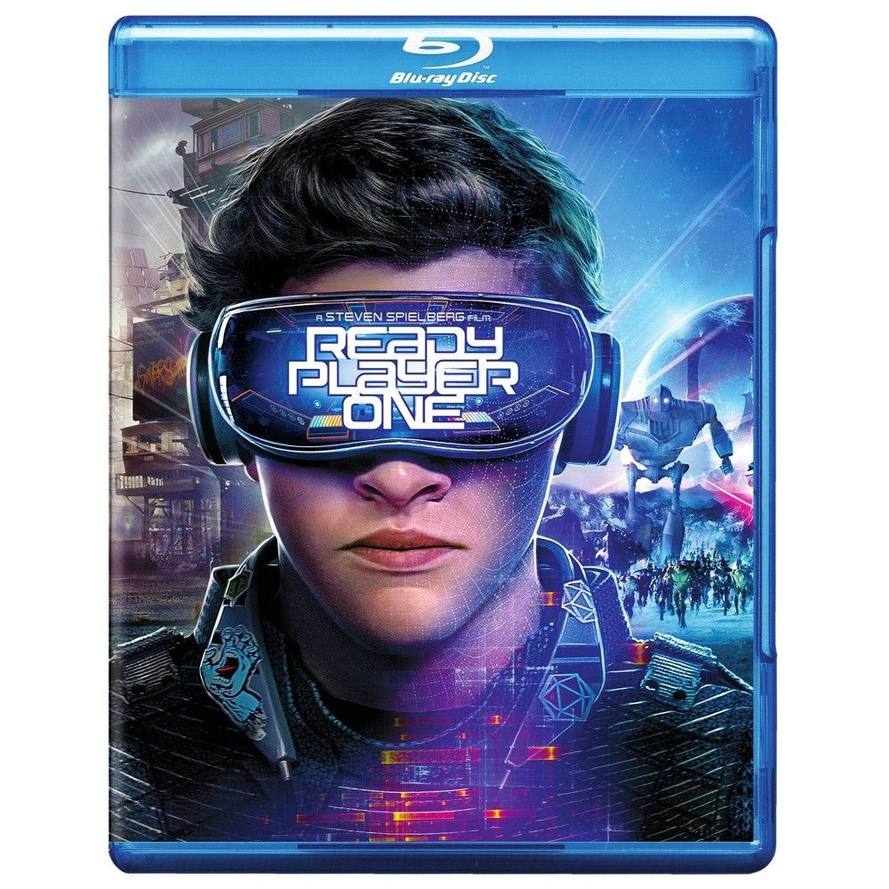 Ready Player One 2018 Blu Ray In 2020 Ready Player One Movie Ready Player One Player One