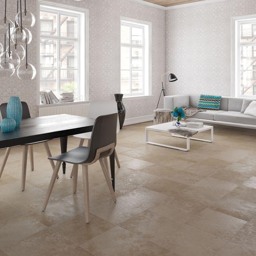 Shop Style Selections Pinot Beige Ceramic Indoor/Outdoor