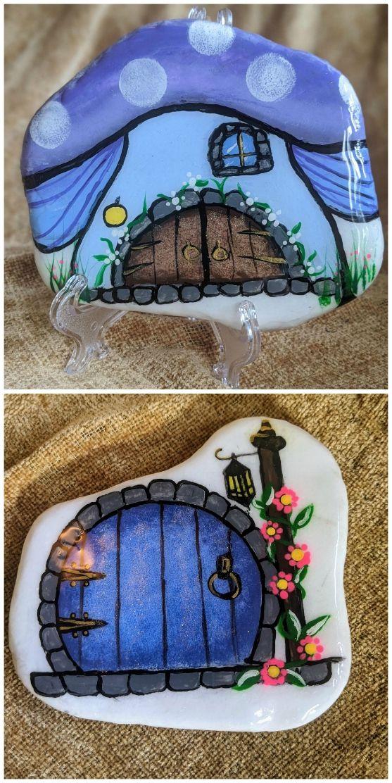 Fairy Garden Swing Set with Miniature Fairies