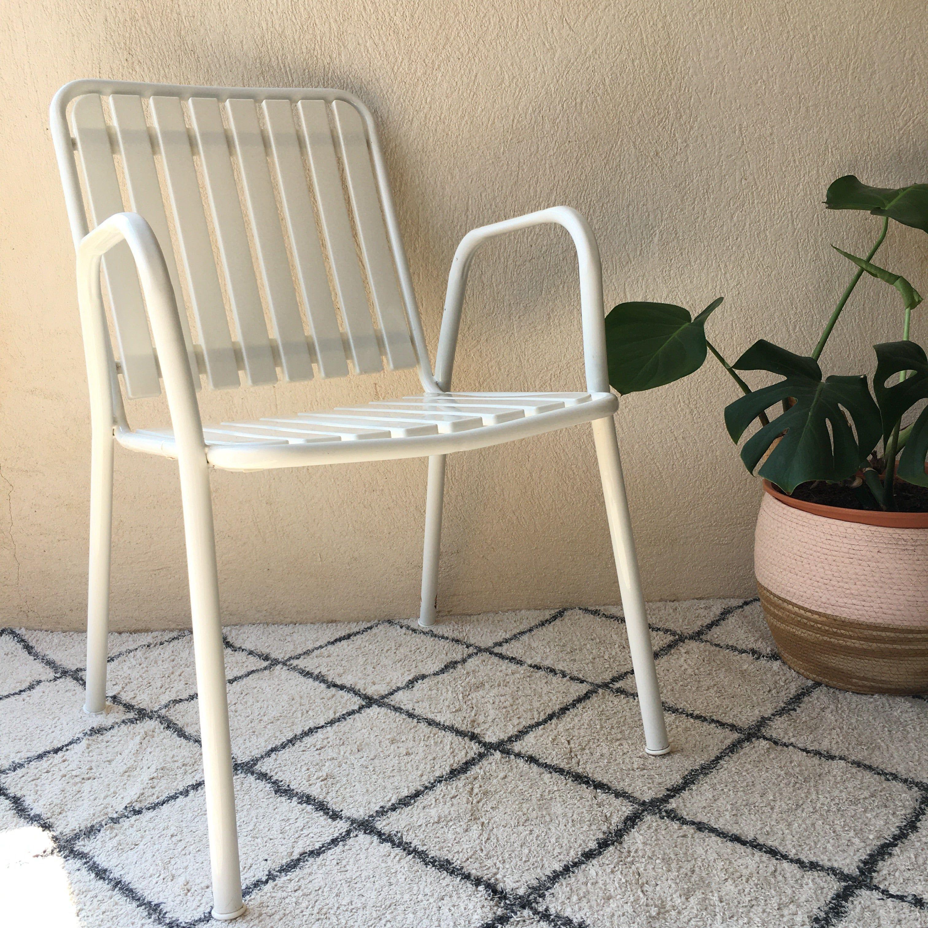 Orangevertevintage Chaise De Jardin Vintage En 2020 Chaise De Jardin Jardin Vintage Mobilier