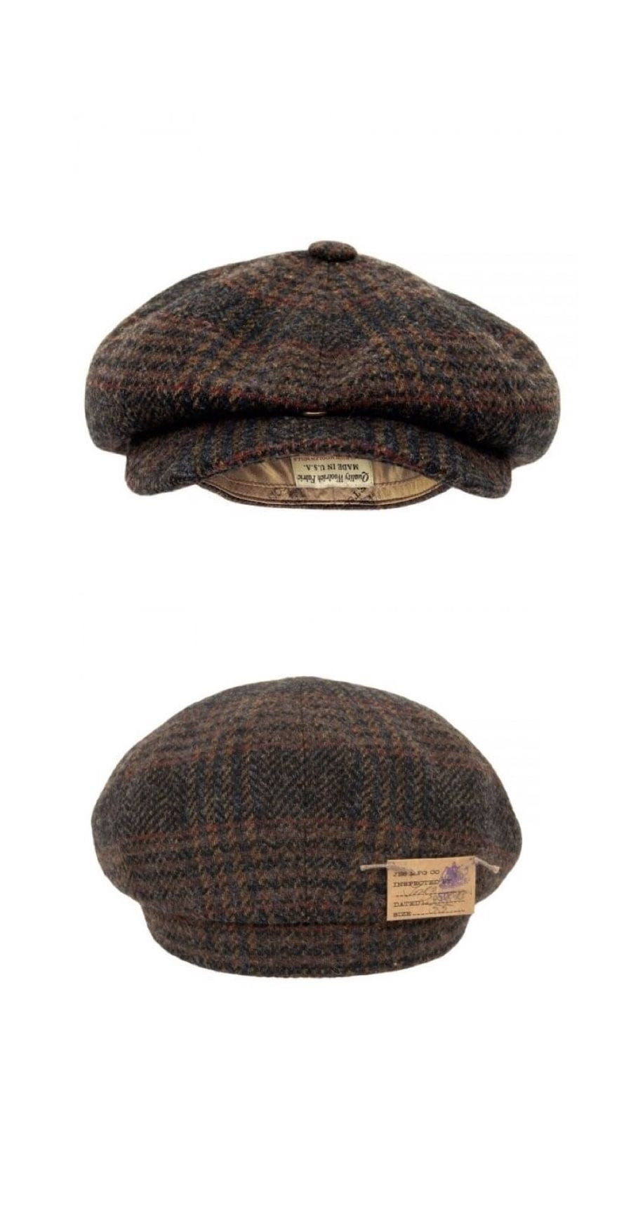 b80384e53d3 Stetson Hat- wool cap  99.00 Brown  menswear  hat