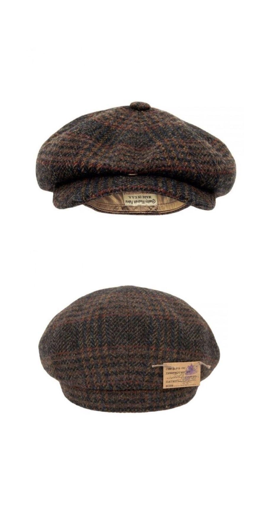 73c31620b Stetson Hat- wool cap $99.00 Brown #menswear #hat | MEN ACCESSORIES ...