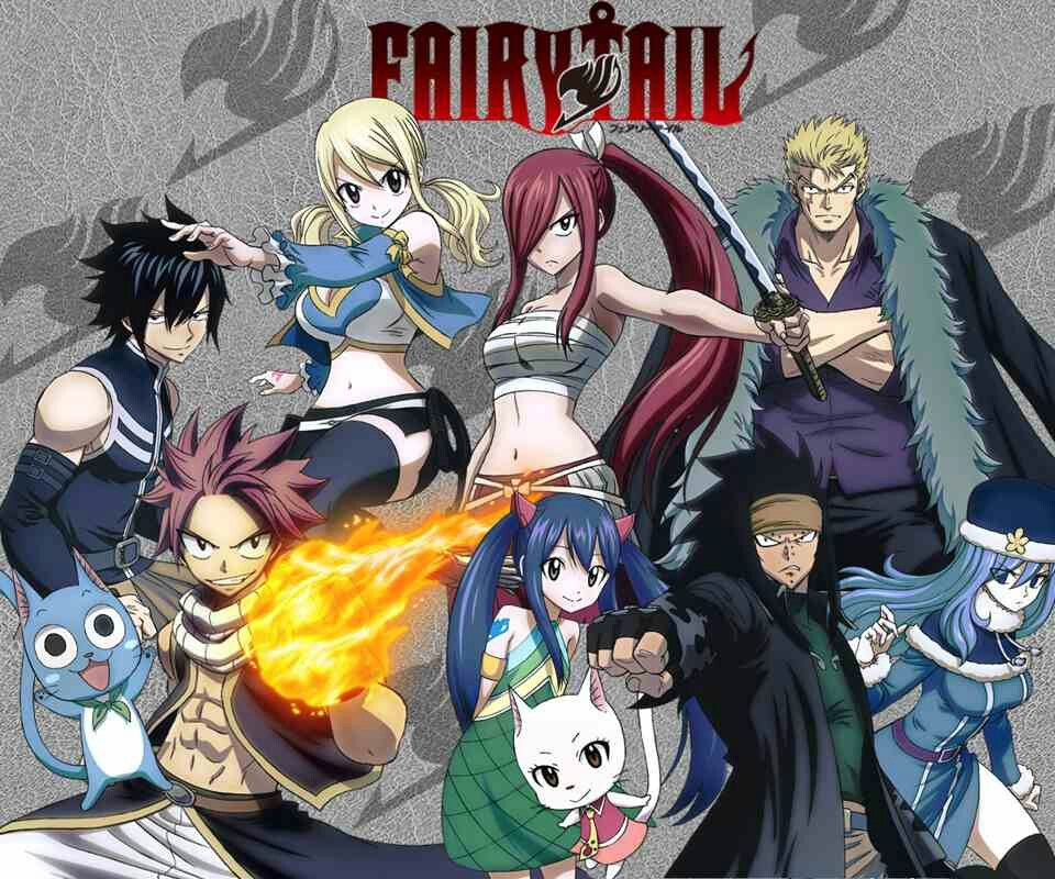 Pin by 🎀rosxbxar🎀 on fairy tail (With images) Fanart tv