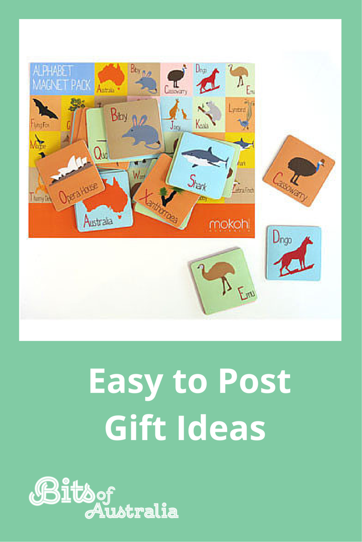 8 Easy To Post Gift Ideas Whether You Are Sending A Birthday Present Or Souvenir Loved One Overseas Interstate Here Some Ideal BITS Can