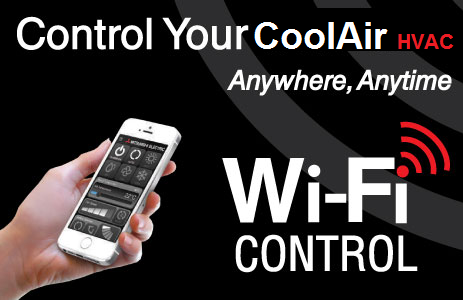 New Heating And Cooling Systems With Wifi Access Advanced
