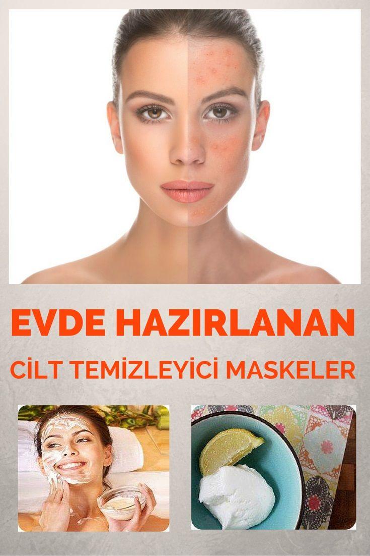 Yüz sarkmasına karşı doğal maske