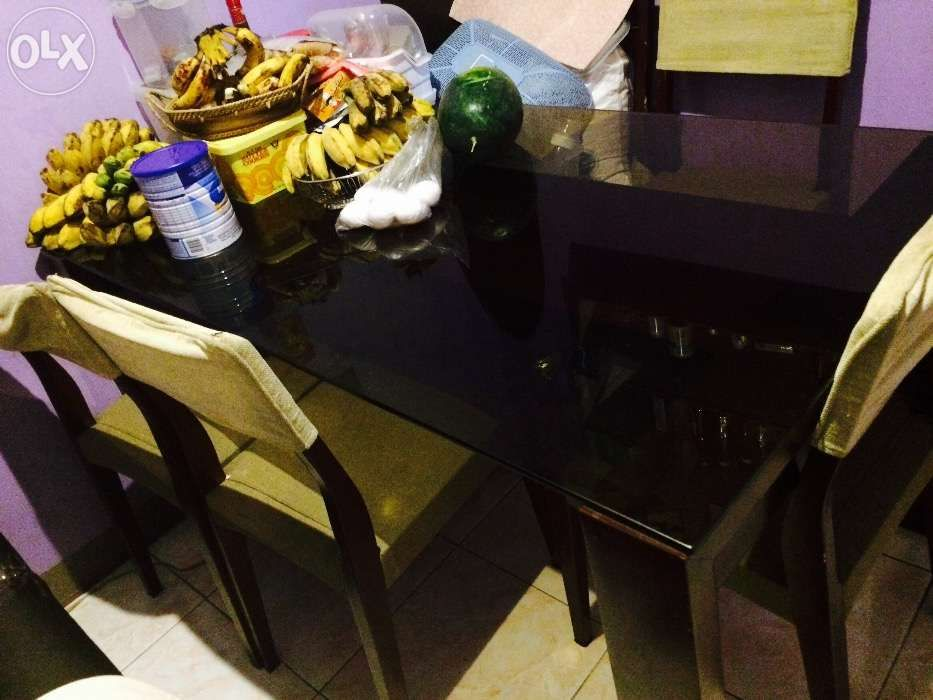 View Dining Table For Sale In Quezon City On OLX Philippines Or Find More 2nd Hand Used At Affordable Prices