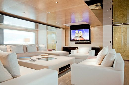 Interior Design Award Displacement Motor Yachts 30m 5999m Winner Rmi Tessier For
