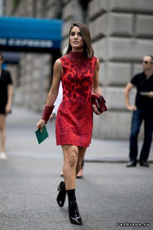 New York Fashion Week весна-лето 2017 - street style