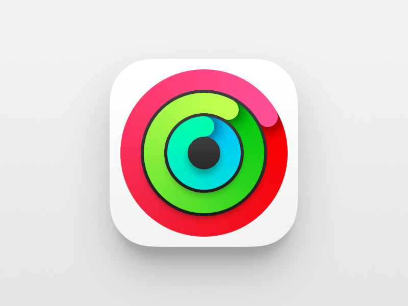 Apple Watch Activity icon (With images) Apple watch